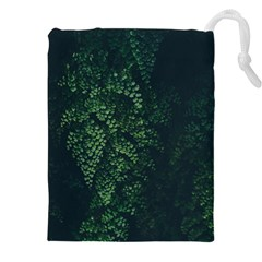 Abstract Art Background Biology Drawstring Pouches (xxl)