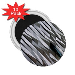 Abstract Background Geometry Block 2 25  Magnets (10 Pack)