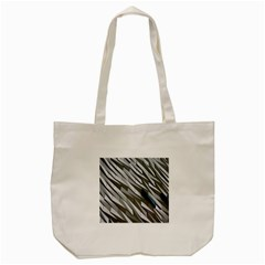 Abstract Background Geometry Block Tote Bag (cream)