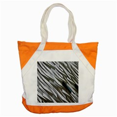 Abstract Background Geometry Block Accent Tote Bag