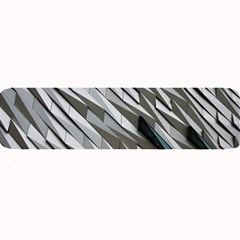 Abstract Background Geometry Block Large Bar Mats