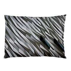 Abstract Background Geometry Block Pillow Case