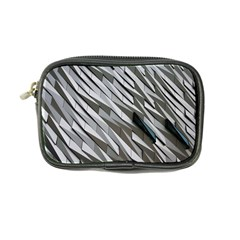 Abstract Background Geometry Block Coin Purse