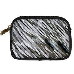 Abstract Background Geometry Block Digital Camera Cases