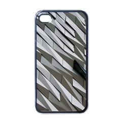 Abstract Background Geometry Block Apple Iphone 4 Case (black)