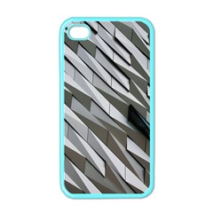 Abstract Background Geometry Block Apple Iphone 4 Case (color)