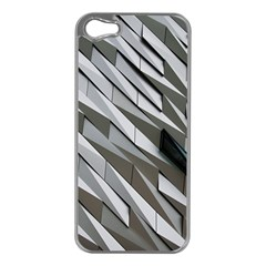 Abstract Background Geometry Block Apple Iphone 5 Case (silver)