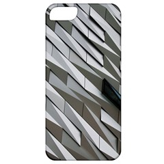 Abstract Background Geometry Block Apple Iphone 5 Classic Hardshell Case