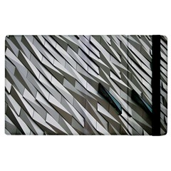 Abstract Background Geometry Block Apple Ipad 3/4 Flip Case