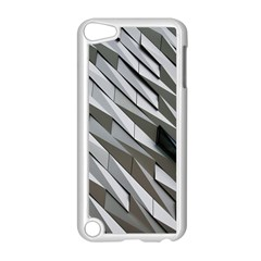 Abstract Background Geometry Block Apple Ipod Touch 5 Case (white)