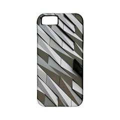 Abstract Background Geometry Block Apple Iphone 5 Classic Hardshell Case (pc+silicone)
