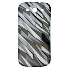Abstract Background Geometry Block Samsung Galaxy S3 S Iii Classic Hardshell Back Case
