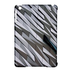 Abstract Background Geometry Block Apple Ipad Mini Hardshell Case (compatible With Smart Cover)