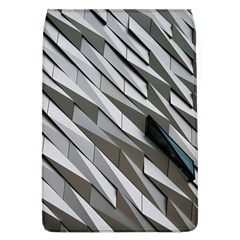 Abstract Background Geometry Block Flap Covers (l)