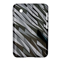 Abstract Background Geometry Block Samsung Galaxy Tab 2 (7 ) P3100 Hardshell Case