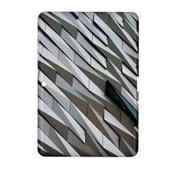 Abstract Background Geometry Block Samsung Galaxy Tab 2 (10 1 ) P5100 Hardshell Case