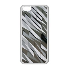 Abstract Background Geometry Block Apple Iphone 5c Seamless Case (white)