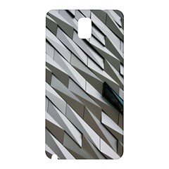 Abstract Background Geometry Block Samsung Galaxy Note 3 N9005 Hardshell Back Case