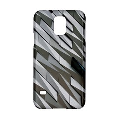 Abstract Background Geometry Block Samsung Galaxy S5 Hardshell Case