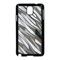 Abstract Background Geometry Block Samsung Galaxy Note 3 Neo Hardshell Case (black)