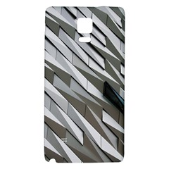 Abstract Background Geometry Block Galaxy Note 4 Back Case