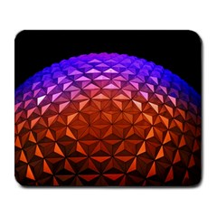 Abstract Ball Colorful Colors Large Mousepads