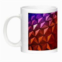 Abstract Ball Colorful Colors Night Luminous Mugs