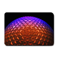 Abstract Ball Colorful Colors Small Doormat