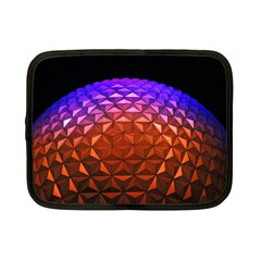 Abstract Ball Colorful Colors Netbook Case (small)