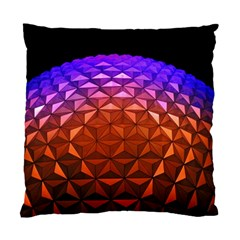 Abstract Ball Colorful Colors Standard Cushion Case (two Sides)