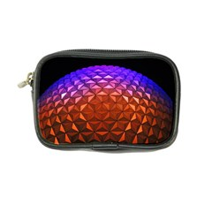 Abstract Ball Colorful Colors Coin Purse