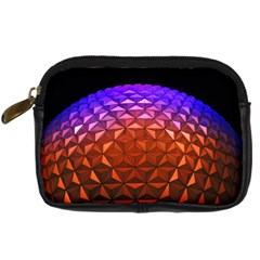 Abstract Ball Colorful Colors Digital Camera Cases