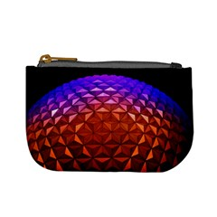 Abstract Ball Colorful Colors Mini Coin Purses