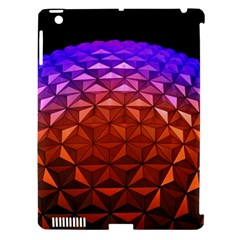 Abstract Ball Colorful Colors Apple Ipad 3/4 Hardshell Case (compatible With Smart Cover)