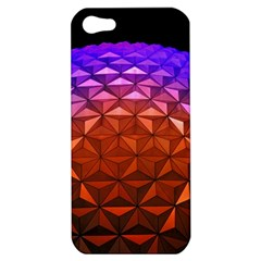 Abstract Ball Colorful Colors Apple Iphone 5 Hardshell Case