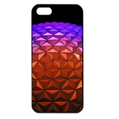 Abstract Ball Colorful Colors Apple Iphone 5 Seamless Case (black)