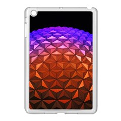 Abstract Ball Colorful Colors Apple Ipad Mini Case (white)
