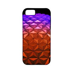 Abstract Ball Colorful Colors Apple Iphone 5 Classic Hardshell Case (pc+silicone)