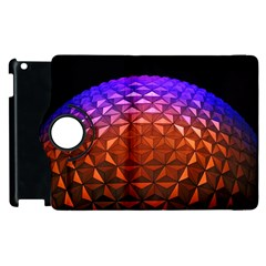 Abstract Ball Colorful Colors Apple Ipad 3/4 Flip 360 Case