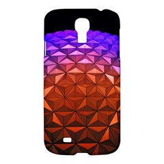 Abstract Ball Colorful Colors Samsung Galaxy S4 I9500/i9505 Hardshell Case