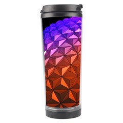 Abstract Ball Colorful Colors Travel Tumbler