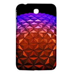 Abstract Ball Colorful Colors Samsung Galaxy Tab 3 (7 ) P3200 Hardshell Case