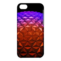 Abstract Ball Colorful Colors Apple Iphone 5c Hardshell Case