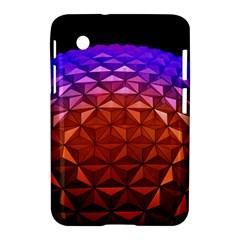 Abstract Ball Colorful Colors Samsung Galaxy Tab 2 (7 ) P3100 Hardshell Case