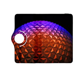 Abstract Ball Colorful Colors Kindle Fire Hdx 8 9  Flip 360 Case