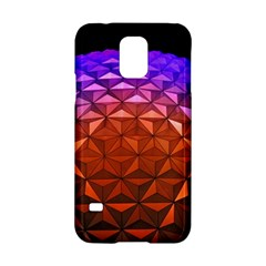 Abstract Ball Colorful Colors Samsung Galaxy S5 Hardshell Case