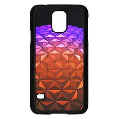 Abstract Ball Colorful Colors Samsung Galaxy S5 Case (black)