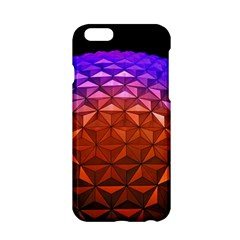 Abstract Ball Colorful Colors Apple Iphone 6/6s Hardshell Case