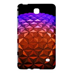 Abstract Ball Colorful Colors Samsung Galaxy Tab 4 (7 ) Hardshell Case