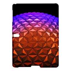 Abstract Ball Colorful Colors Samsung Galaxy Tab S (10 5 ) Hardshell Case